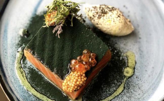 Saumon_gravlax_restaurant_bec_paradou_alpilles_maussane